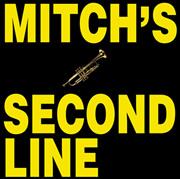 MITCH'S SECOND LINE::ジャケット